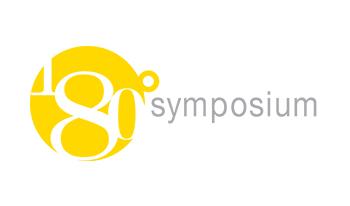 180 Symposium logo