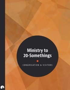 Ministry to 20 Somethings
